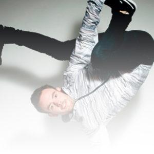 Neuer Kurs: Breakdance mit Benedikt Mordstein (bboy bench)